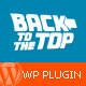 Back to top / scroll to top wordpress plugin
